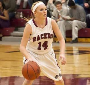 Angie Cates had 12 points, eight rebounds and four assists against Cornerstone University