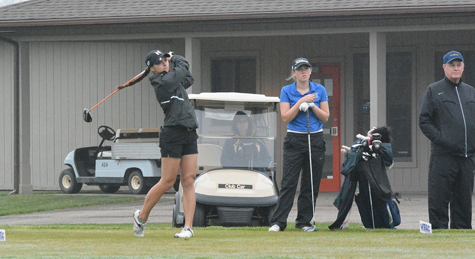 Photo for Women�s Golf Fifth After 36 Holes at WHAC Championships