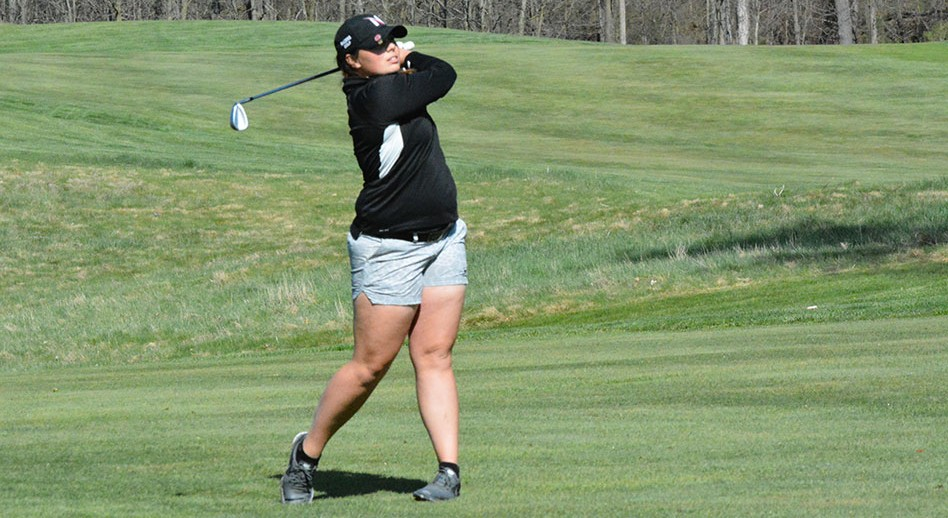 Photo for Women�s Golf Finishes Strong at WHAC Championships