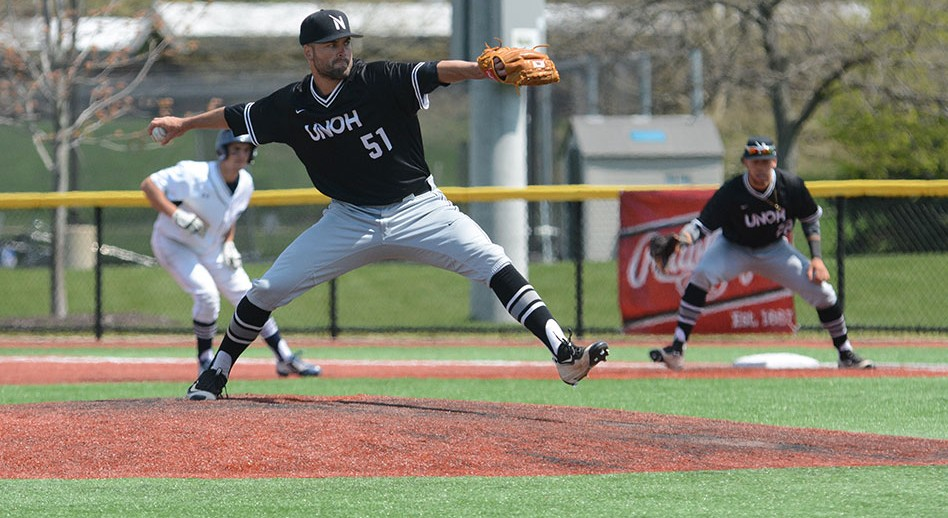 Photo for Baseball Winning Streak Reaches 16 with Triple Header Sweep of Cornerstone