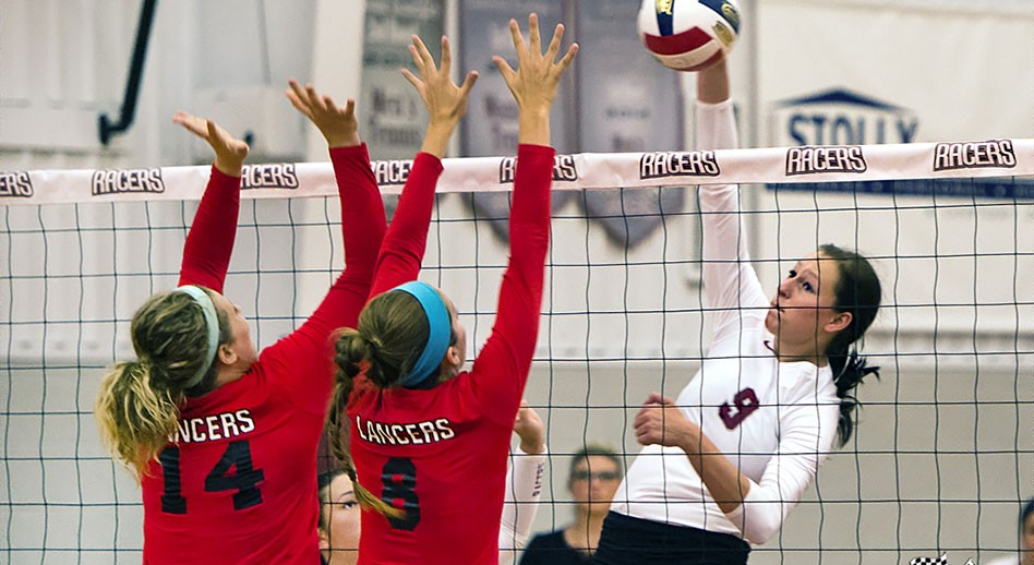 Photo for Volleyball Drops Two on Opening Day