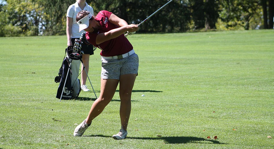 Photo for Women�s Golf Finishes Third in Loaded Field at TWC Invite