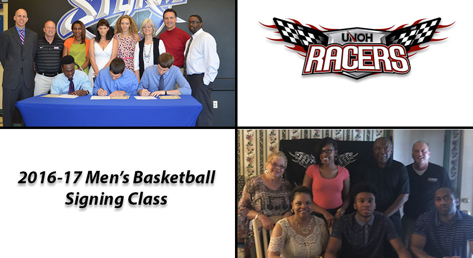 Photo for Men�s Hoops Announces 2016 Signing Class