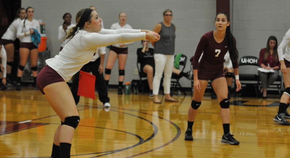 Photo for Volleyball Takes Sweep at Marygrove
