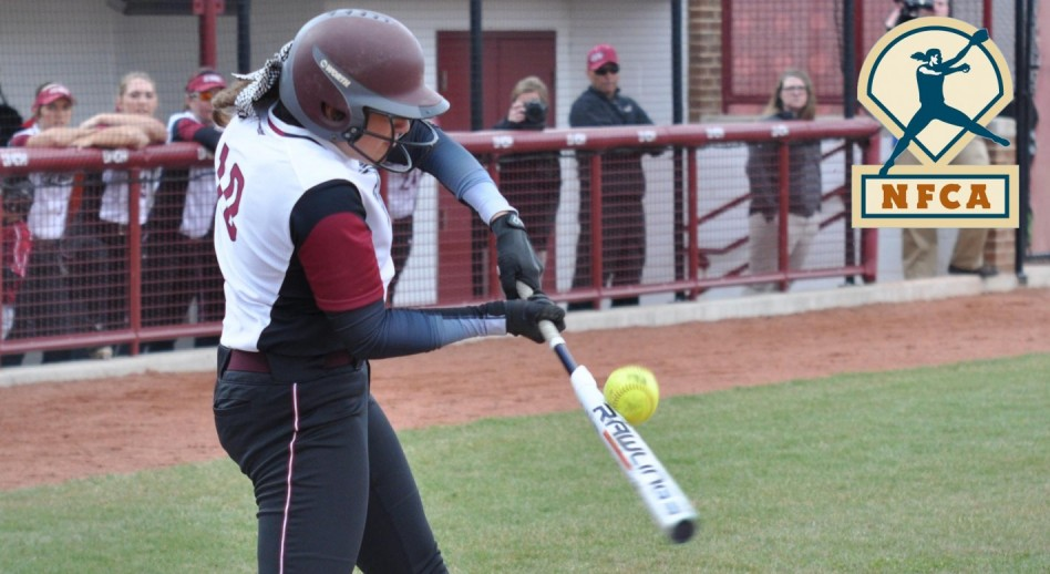 Photo for Jackson Named to NFCA NAIA All-Region Team