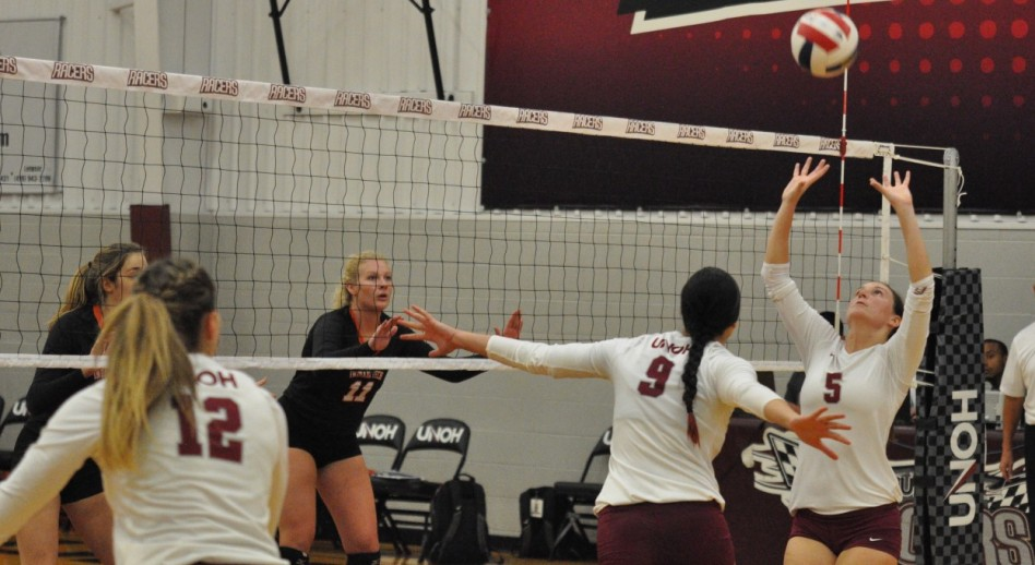 Photo for Volleyball Surge past Blue Devils