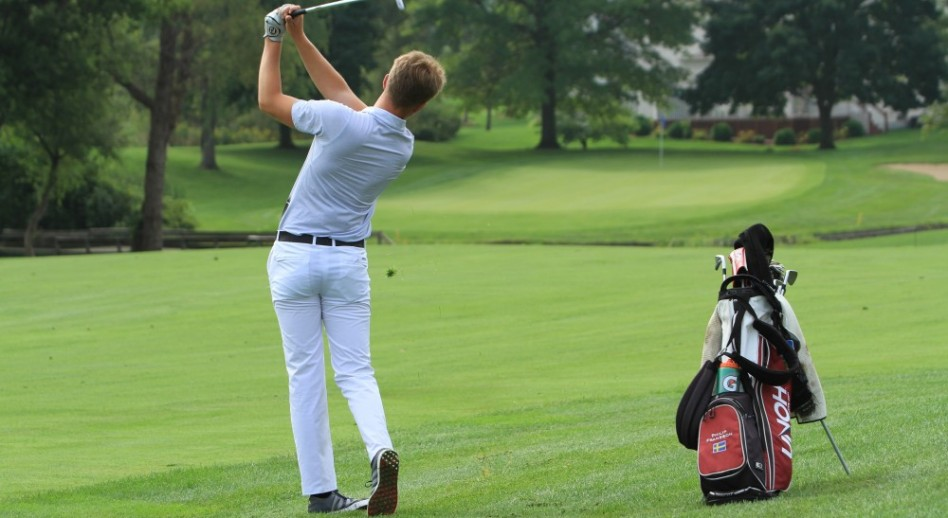 Photo for Men�s Golf Stays Perfect at WHAC Jamboree #3