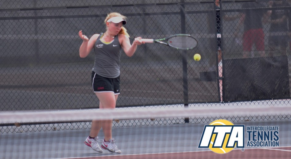 Photo for Schneider Earns ITA Rookie of the Year Honor