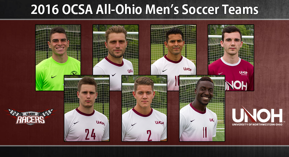 Photo for All-Ohio Teams Released for Men's Soccer