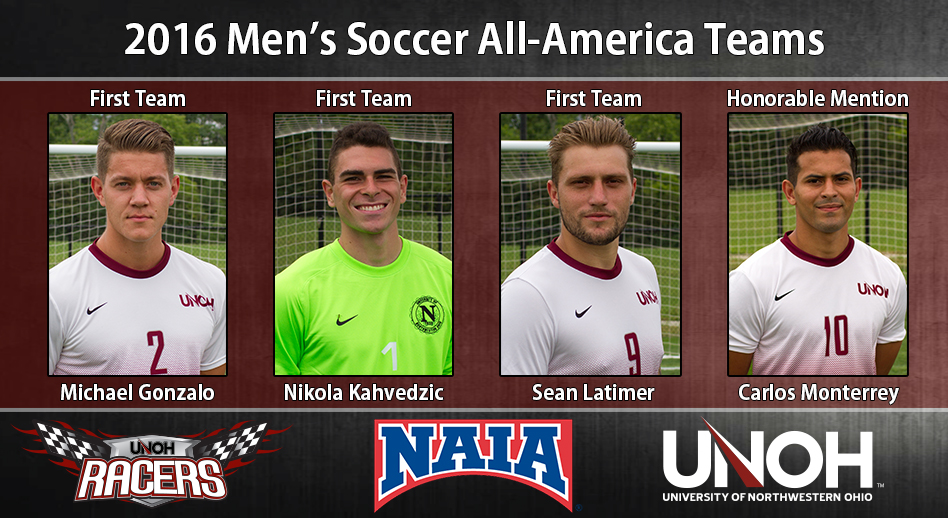 Photo for Men's Soccer Names Four to NAIA All-America