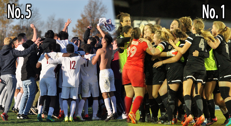 Photo for 2016 NAIA Postseason Soccer Polls Released