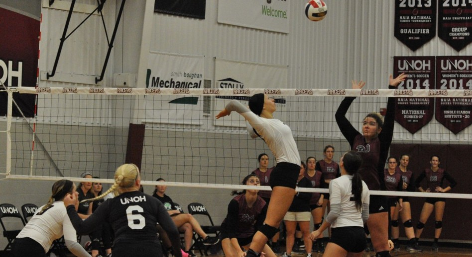 Photo for Racers Drop WHAC Match at Concordia