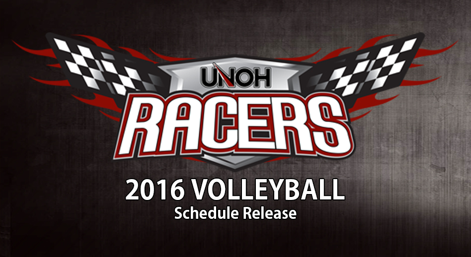 Photo for Sarich Announces 2016 Volleyball Schedule