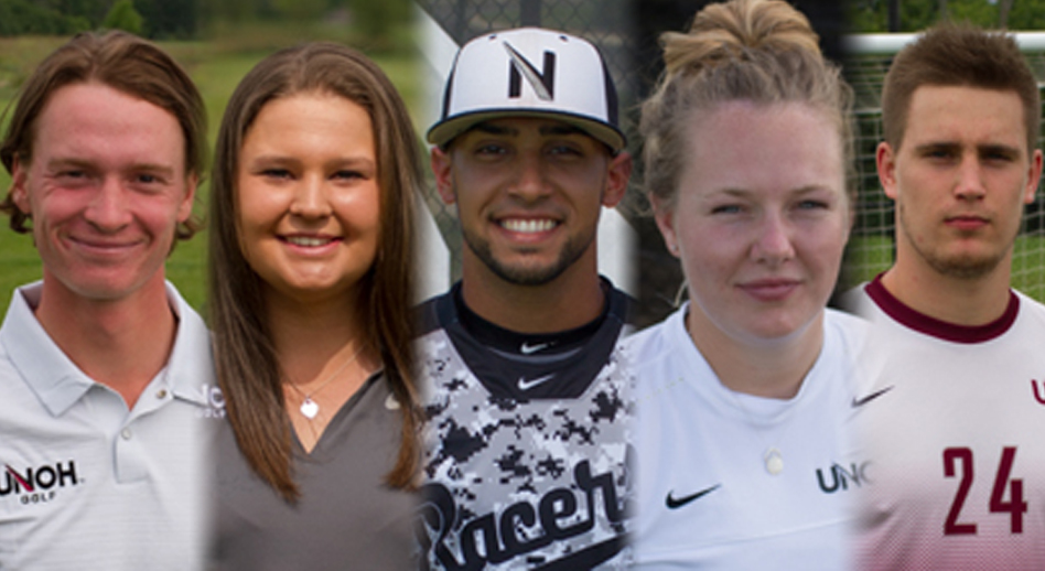 Photo for Five Racers Named WHAC Player of the Week