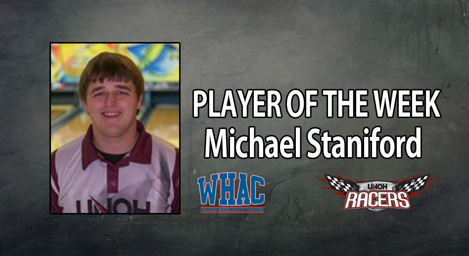 Photo for Staniford Named WHAC Player of the Week