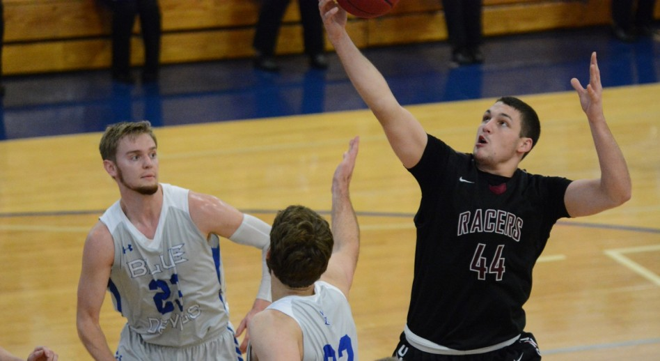 Photo for Racers Edged LTU in WHAC Thriller