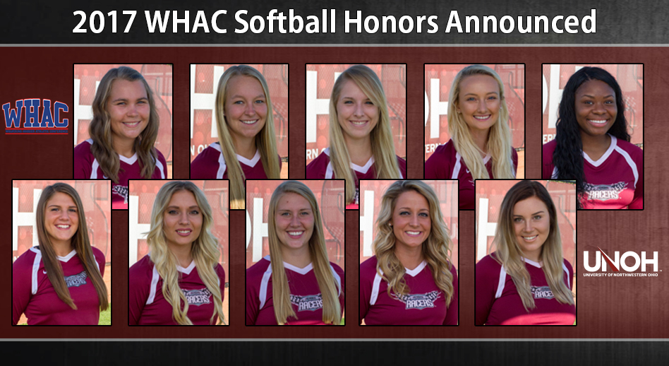 Photo for Conference Softball Honors Announced