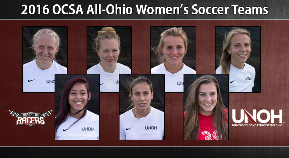 Photo for Women's Soccer Adds All-Ohio Honors