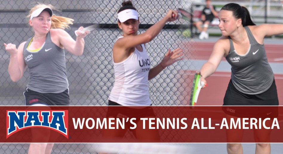 Photo for Trio of Racers Selected to 2017 NAIA Women's Tennis All-America Teams