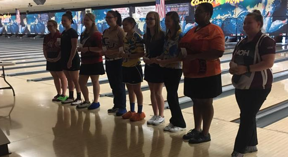 Photo for Women's Bowling Takes Third at WHAC Championship