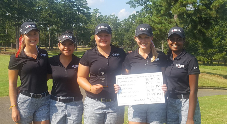 Photo for Women's Golf Sets 36-Hole Record at SCAD Atlanta Invitational