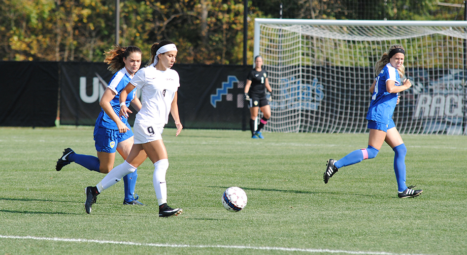 Photo for Popadinova Selected as WHAC Women's Soccer Offensive Player of the Week