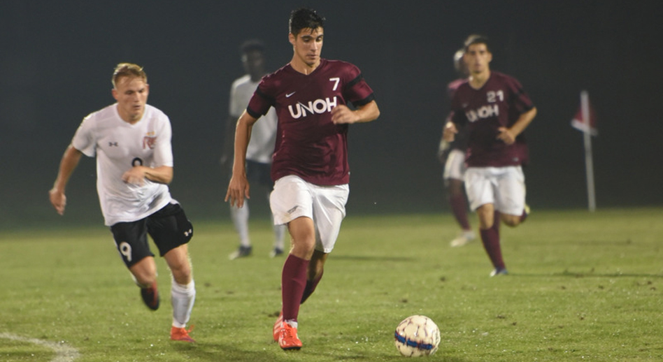 Photo for Men's Soccer Rallies for 3-1 Win at Indiana Wesleyan