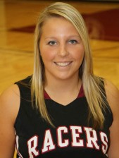 Sophomore Rebecca Puckett had 16 points and 11 rebounds against Marygrove